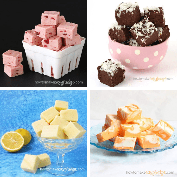 fruit flavored fudge roundup image