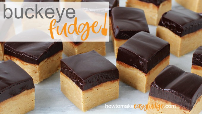 buckeye fudge image with a text overlay