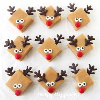 reindeer fudge recipe