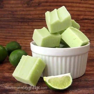 key lime fudge recipe